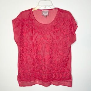 Romeo & Juliet Couture Top L
